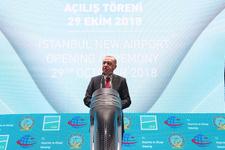 Cumhurbaşkanı Erdoğan yeni havalimanının adını açıkladı!