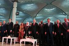 Başkan Erdoğan yeni havalimanının açılışını gerçekleştirdi
