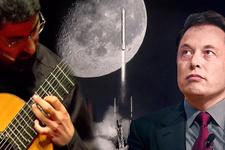 Türk gitarist, SpaceX ile ay seyahatine aday!