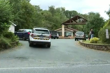 FETÖ liderinin evinde polis alarma geçti