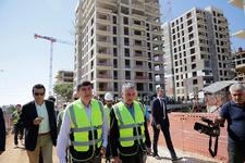 Başkan Türel Kepez Santral'e Antalya basınıyla çıkarma yaptı