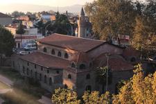 Bursa'da 1700 yıllık camide restorasyon faciası!