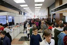 CNR Gaziantep Kitap Fuarı 129 bin kitapseveri ağırladı