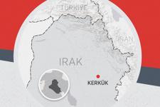 Kerkük'te eş zamanlı iki bomba infilak etti