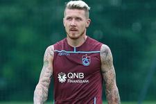 Trabzonspor, Kucka'ya tazminat ödemekten kurtuldu