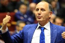 Muharrem Usta, Trabzonspor yönetimine rest çekti