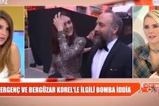 Halit Ergenç ile Bergüzar Korel boşanıyor mu?