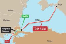 TürkAkım doğalgaz boru hattı projesinde son durum
