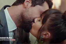 Yasak Elma dizisinin 17'nci yeni bölüm tanıtımı yayınlandı! Zeynep ile Alihan dudak dudağa