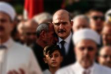Bakan Soylu şehit ailesini yalnız bırakmadı