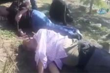 Bursa'da korkunç kaza! ölü ve yaralılar var