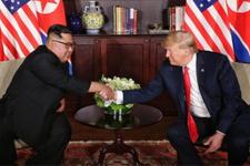 Trump'tan Kim Jong-un açıklaması!