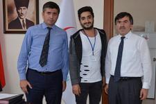Salihli Devlet Hastanesi'ne Suriyeli tercüman alındı
