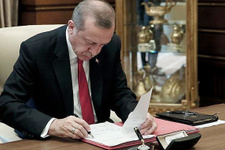 Erdoğan imzaladı gece yarısı flaş atama kararları