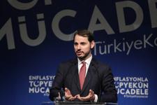 Berat Albayrak enflasyonla mücadeleyi açıkladı elektrik ve doğalgaza zam yok