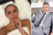 Beyaz TV'de olay Emina Jahoviç Saadettin Saran iddiası! Yatak odasından...