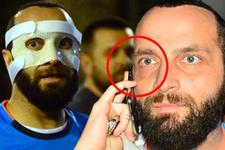 Arda Turan olayı sonrası Berkay'dan maskeli önlem! Maç yaptığı isimlere bakın