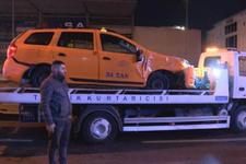 Avcılar'da zincirleme kaza: 6 yaralı