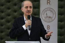 Numan Kurtulmuş: Nasıl Asala'nın miadı dolduysa PKK'nın da...