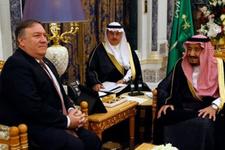 ABD'den Suudi Arabistan'a