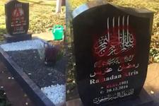 Almanya'da Müslüman mezarlığına çirkin saldırı! Mezarlara gamalı haç çizildi