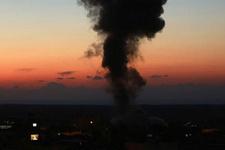 İsrail böyle duyurdu: Hava saldırısı başladı