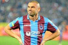 Trabzonspor, Onur Kıvrak ve Burak Yılmaz'ı kadro dışı bıraktı