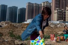 Çinli yatırımcı 50 milyondan fazla boş ev satın aldı