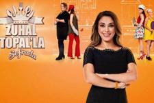 Zuhal Topalla Sofrada yeni yarışmacıları Suna'ya bakın kaynanasıyla neredeyse yaşıt