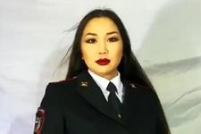 Yakutistan'da polislerin dans videosu sosyal medyayı salladı