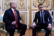 ABD-Fransa gerilimi tırmanıyor: Trump'tan sert sözler!