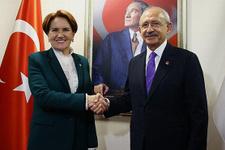 Akşener ve Kılıçdaroğlu'ndan kritik zirve!