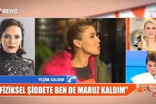 Yeşim Salkım'dan Söylemezsem Olmaz'da Gülben Ergen'e olay sözler