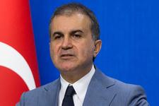 AK Parti sözcüsü Ömer Çelik'ten andımız açıklaması