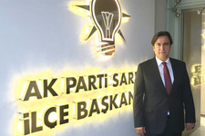 Şems Çakıroğlu AK Parti'den aday adaylığı başvurusunu yaptı