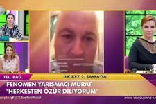 Masterchef Murat'tan bomba itiraflar Öne çıkmak için olmayacak şeyler...