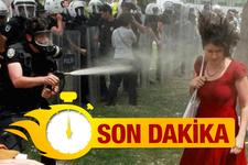Gezi olaylarında 'Kırmızılı Kadın'a gaz sıkılması davasında karar çıktı