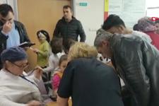 25 öğrenci zehirlenme şüphesiyle hastaneye kaldırıldı
