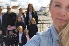 10 çocuk annesi kadın görenleri şoke ediyor