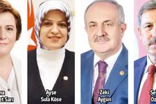 AK Parti'de eski vekiller başkanlık yarışında