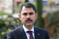 Murat Kurum'dan dar gelirliye konut müjdesi