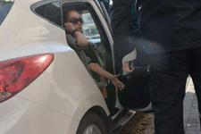 Cipteki kadınlar yol vermedi diye kadın otobüs şöförünü dövdü