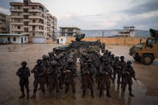TSK'dan Afrin'de terör operasyonu