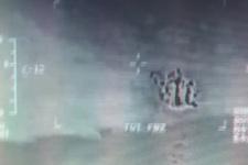 Sahil Güvenlik mahsur kalan 40 kaçak için operasyon başlattı