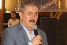 Mustafa Destici'den hükümete çağrı! İnat etmeyin