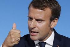 Emmanuel Macron'dan çağrı! Kaosu önlemek için...