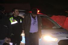 Alkollü sürücü 50 kilometre boyunca kaçtı