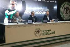 Aykut Kocaman imzayı attı Fenerbahçe sorusuna cevap vermedi