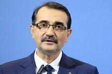 Bakan Fatih Dönmez açıkladı gaz akışı 2019'da olacak