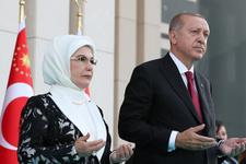 Cumhurbaşkanı Erdoğan'dan kandil kutlaması